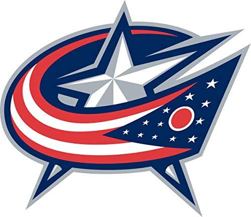 Columbus Blue Jackets Professional Ice Hockey Team Logo Ohio NHL Edible Cake Topper Image ABPID00790 - 1/4 sheet