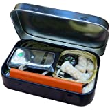 ESEE Knives Mini-KIT, Izula Gear Mini Survival Kit in Tin