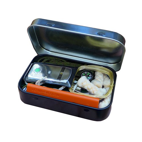ESEE Knives Mini-KIT, Izula Gear Mini Survival Kit in ()