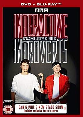 Dan & Phil Interactive Introverts Live Blu Ray & Dvd Pack Edizione: Regno Unito Italia Blu-ray: Amazon.es: Cine y Series TV