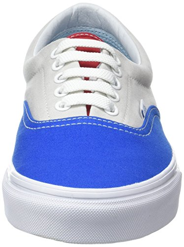 Vans Vewznvy Canvas Skate Schoenen Unisex-era Blauw / Grijs / Rood