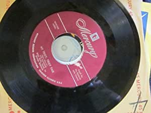 My Truly Truly Fair - My Life's Desire Mercury Vic Damone - 5646-x45 - 45 RPM Record