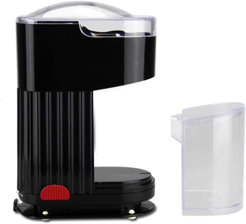 NCBH Molinillo de café eléctrico, cafetera de Mini Filtro, Grosor Ajustable híbrido Handpresso hogar al Aire Libre y la Oficina: Amazon.es: Hogar