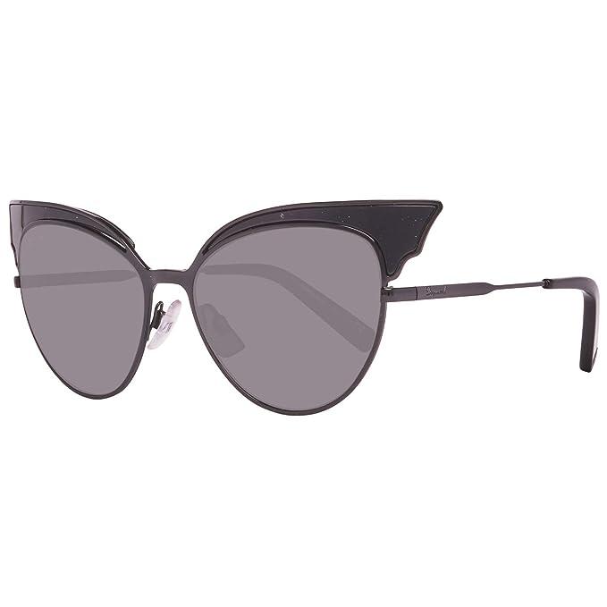 design di qualità 28554 06a52 Dsquared2 Sonnenbrille DQ0166 01A 55 Occhiali da Sole, Nero ...