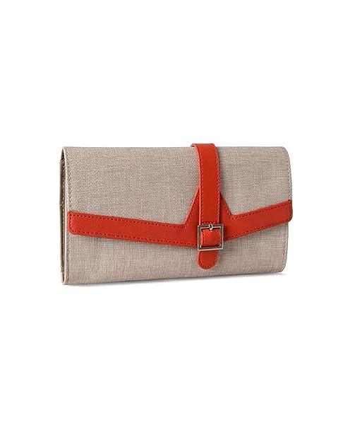 bc8d43e386fa Baggit Women s Sling Bag (Offwhite)  Amazon.in  Shoes   Handbags