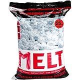 Snow Joe MELT Calcium Chloride Pellets Ice Melter (25 lb. Resealable Bag) – MELT25CCP