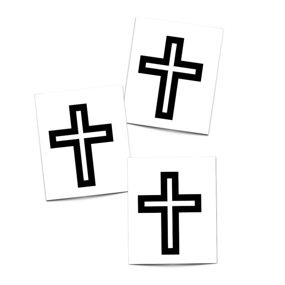 Amazon.com : Tattoo Moments Religious Faith Temporary Tattoos ...