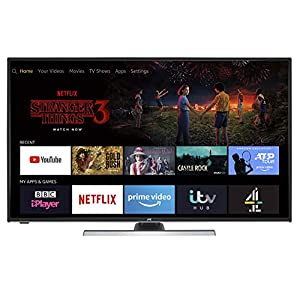 "JVC Fire TV Edition 49"" Smart 4K Ultra HD HDR LED TV"