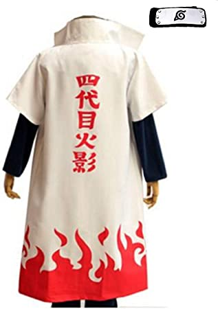 Disfraz de Naruto para cosplay de cuatro hokage, anime japonés ...