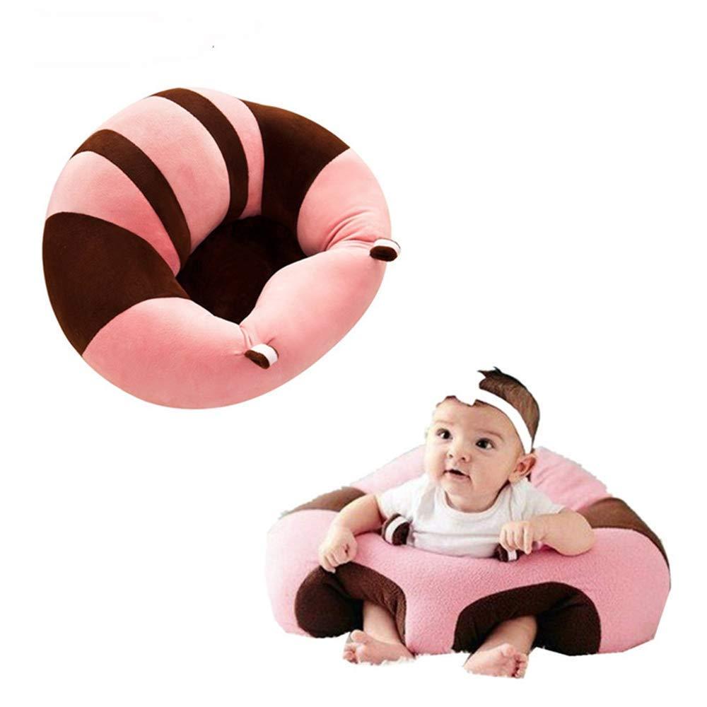 Amazon.com: SealSee - Sofá de apoyo para bebé, de felpa, con ...