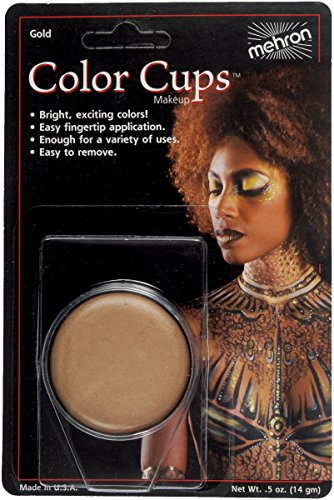 Costume Accessory: Color Cup Carded -