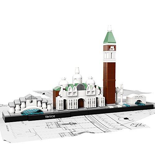 LEGO Architecture Venice 21026 Skyline Building Set