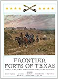 img - for Frontier Forts of Texas book / textbook / text book
