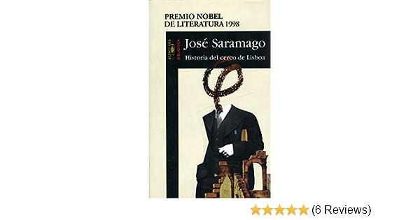 Amazon.com: Historia del cerco de Lisboa (Spanish Edition) eBook: José Saramago: Kindle Store