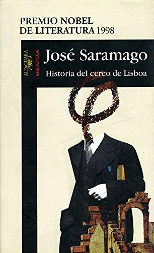 Historia del cerco de Lisboa (Spanish Edition) by [Saramago, José]