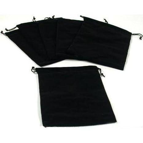 Amazon.com: nybk Pouches Bolsas de cordón de terciopelo ...