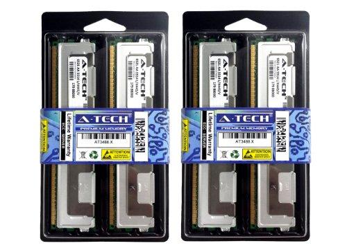 8GB Kit 4x 2GB HP Compaq ProLiant BL20p G4 BL460c G5 BL480c BL680c G5 DL140 G3 DL160 G5 DL180 DL360 DL380 G5 DL580 G5 ML150 G3 ML350 G5 ML370 G5 400r xw460c xw6400 xw6600 xw8400 xw8600 Memory Ram
