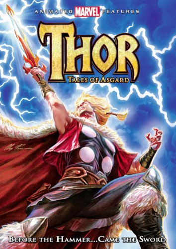 Thor - Tales of Asgard Film