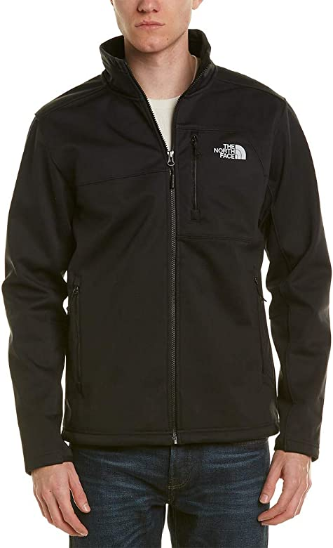 7786e0b31 Amazon.com: The North Face Apex Risor Jacket - Men's TNF Black/TNF ...