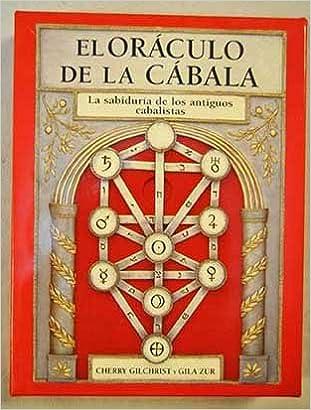 Oraculo de la cabala, el libro + cartas Tabla de Esmeralda ...