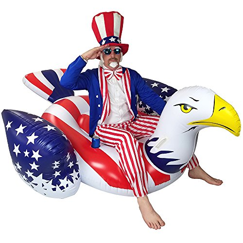 giant-inflatable-american-bald-eagle-premium-patriotic-pool-floats-rafts-swimming-pool-toys