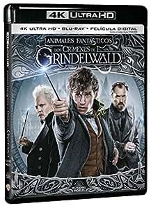 Animales Fantásticos: Los Crímenes De Grindelwald Blu-Ray Uhd [Blu-ray]