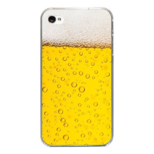 """Disagu Design Case Coque pour Apple iPhone 4s Housse etui coque pochette """"Bier_nah"""""""