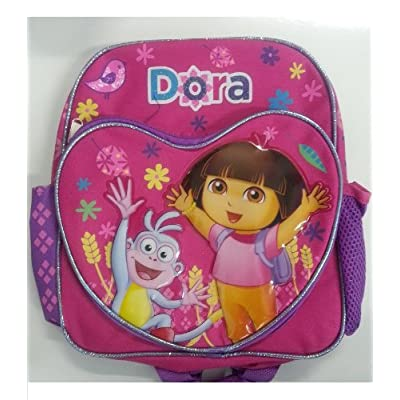 6cb3e075dd31 delicate Small Backpack - Dora The Explorer - Dora   Boots 12