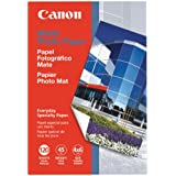 Genuine Canon MP-101, 4 x 6-Inch, Matte Photo Paper, 120 Sheets/Package