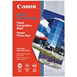 Canon Matte Paper, 4x6 Inches, 120 Sheets