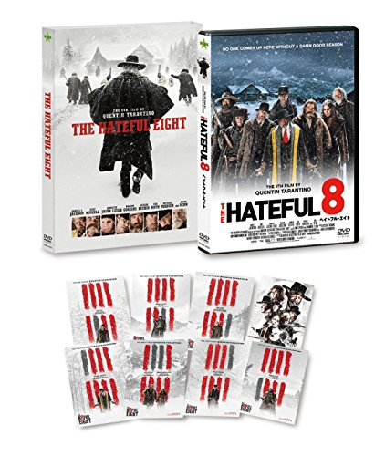 THE HATEFUL EIGHT 8 Collector's Edition