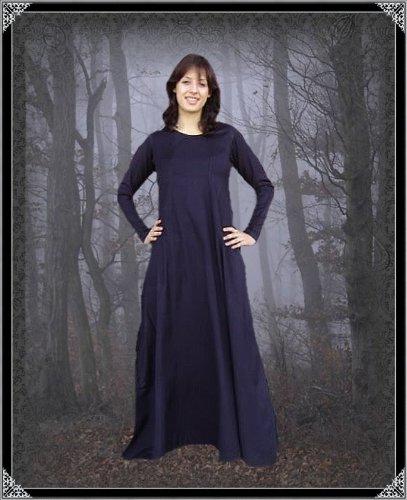 Leonardo Kleid Rot Langes Damen Seola Tageskleidung Gothic Carbone rHwfr