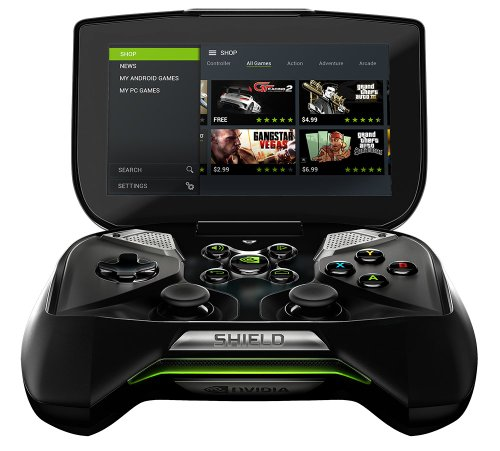 NVIDIA SHIELD Portable