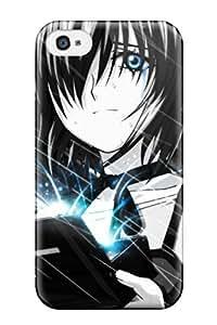 New Arrival School Days Anime QjDGdMz5009gtIRU Case Cover/ 4/4s Iphone Case
