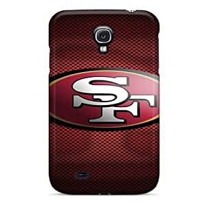 For Galaxy S4 Fashion Design San Francisco 49ers Cases-yvI8518MzqF