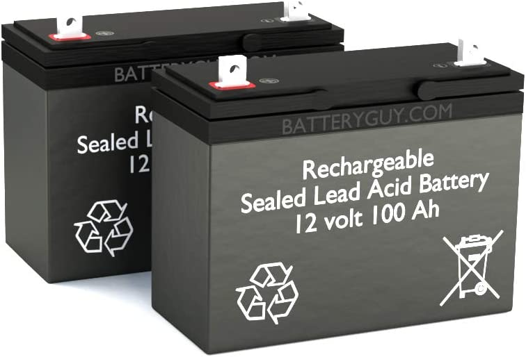 EV Rider Transport Replacement Battery Pack Rechargeable