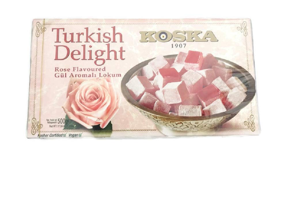 Tturkish Delight (Rose Flavoured) 1lb.