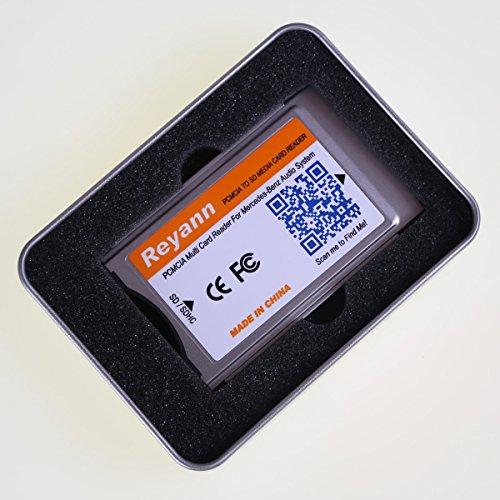 Reyann Pcmcia To Sd Sdhc Card Adaptor Converter For