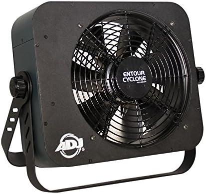American DJ entour Cyclone | funda para DMX Máquina de ventilador ...