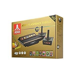 Atari Flashback 8 Gold Console Black