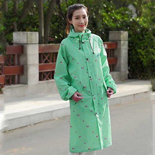 Veste Coréenne Raincoat ° 4 Couple Section Taille Windbreaker couleur And Motorcycle Xl Mode Version 3 Women Outdoor Men Longue Poncho Imperméable N xqwBqISO