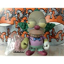 Treehouse of Horror The Simpsons Kidrobot Krusty the Clown Zombie 3/40 Ratio (Opened to Identify) by Kidrobot