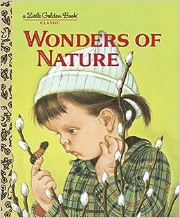 wonder of nature little books