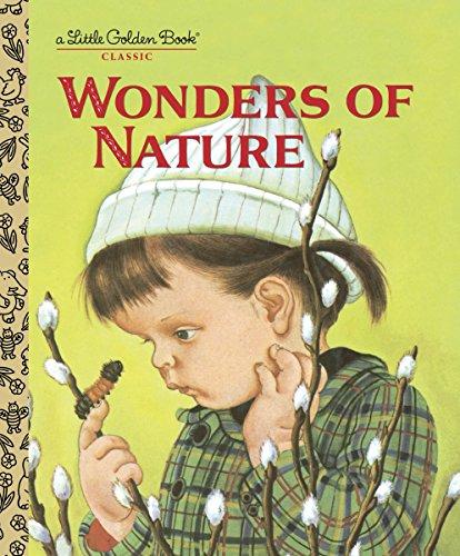 Vintage Childrens Book - Wonders of Nature (Little Golden Book)