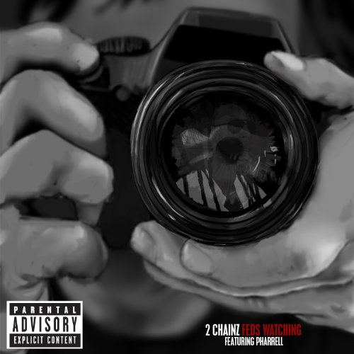 Feds Watching [feat. Pharrell] [Explicit]