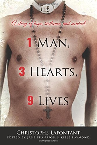 Download 1 Man, 3 Hearts, 9 Lives: A story of hope, resilience, and survival PDF
