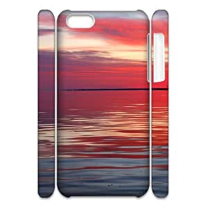 SYYCH Phone case Of Sunset Seaview Cover Case For Iphone 5C