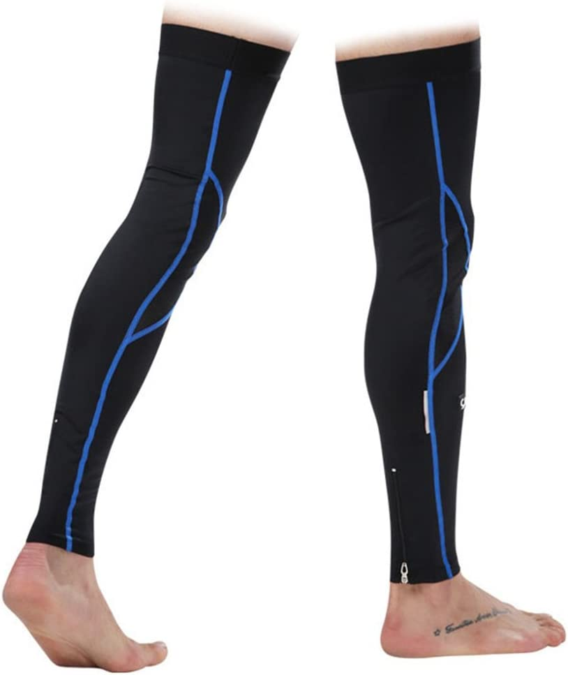 Fortunings JDS Courir manches jambe cycliste jambe plus chauds