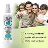 Lice Treatment Hair Spray to Kill Lice and Nits
