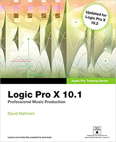 Logic Pro 9 Advanced Music Production Pdf